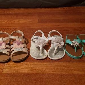 Other - Girls sandal bundle